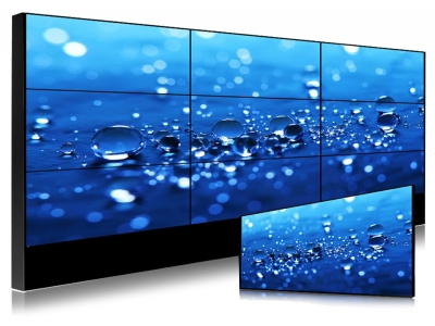 46寸高亮液晶拼接屏 5.5超窄拼缝