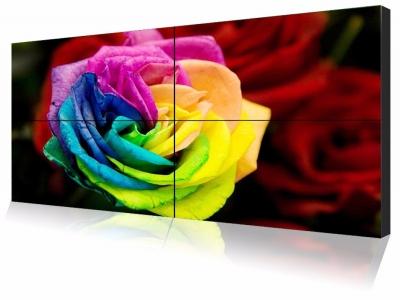 55寸液晶拼接屏 3.5mm超窄大屏幕