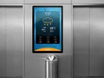 电梯多媒体显示系统解决方案